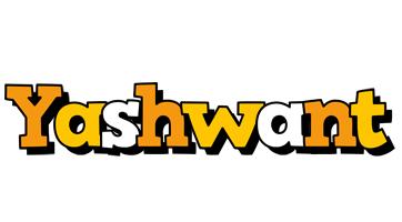 Yashwant cartoon logo