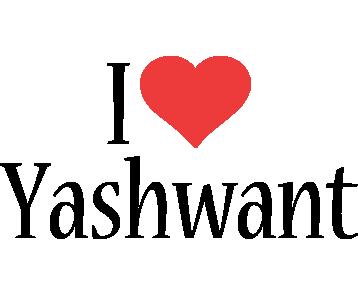 Yashwant i-love logo