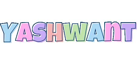 Yashwant pastel logo