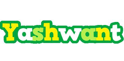 Yashwant soccer logo