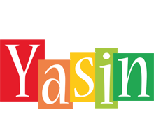 Yasin colors logo