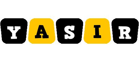Yasir boots logo