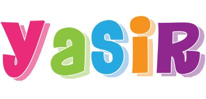 Yasir friday logo