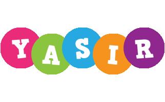 Yasir friends logo