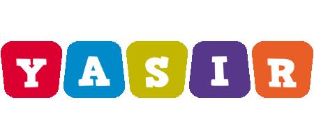 Yasir Logo Name Logo Generator Smoothie Summer Birthday Kiddo