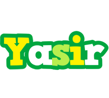Yasir soccer logo