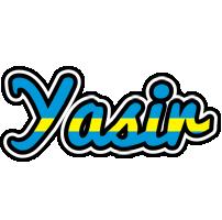 Yasir sweden logo