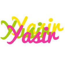 Yasir sweets logo