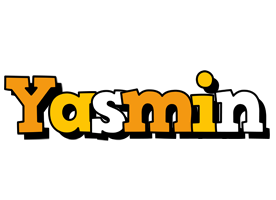 Yasmin cartoon logo