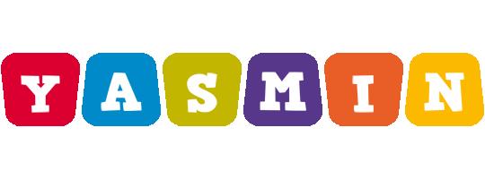 Yasmin daycare logo