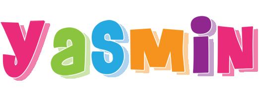 Yasmin friday logo