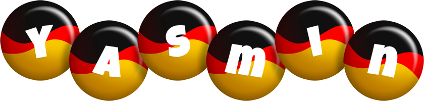Yasmin german logo