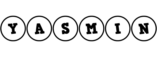 Yasmin handy logo