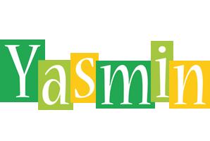 Yasmin lemonade logo
