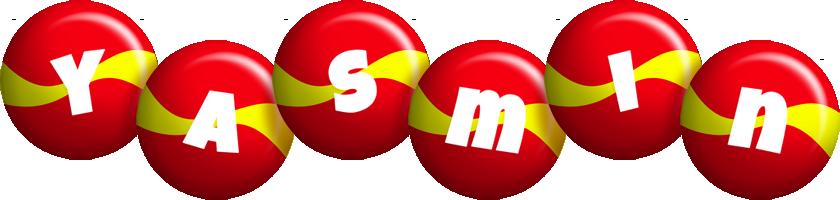 Yasmin spain logo