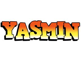 Yasmin sunset logo