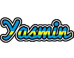 Yasmin sweden logo