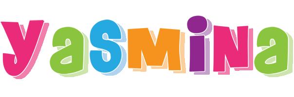 Yasmina friday logo