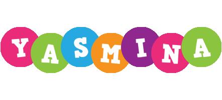 Yasmina friends logo