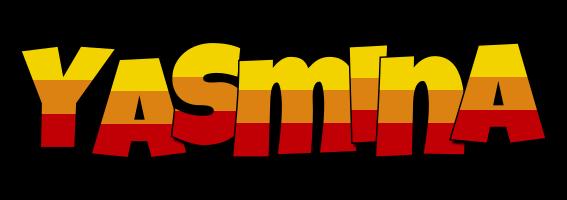 Yasmina jungle logo