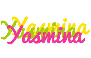 Yasmina sweets logo
