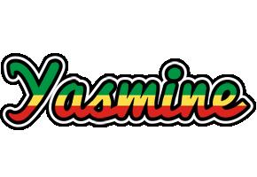 Yasmine african logo