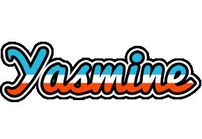 Yasmine america logo