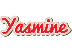 Yasmine chocolate logo
