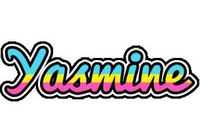 Yasmine circus logo