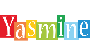 Yasmine colors logo