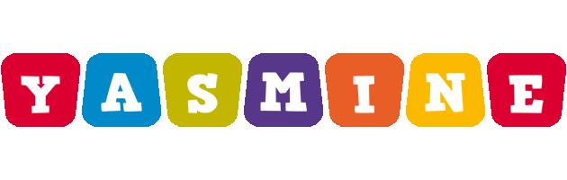 Yasmine kiddo logo