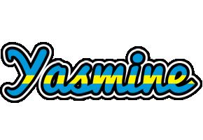 Yasmine sweden logo