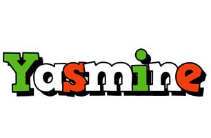 Yasmine venezia logo