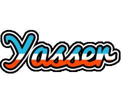 Yasser america logo