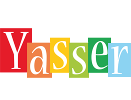 Yasser colors logo