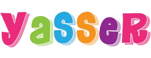 Yasser friday logo