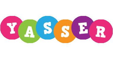 Yasser friends logo