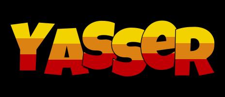 Yasser jungle logo