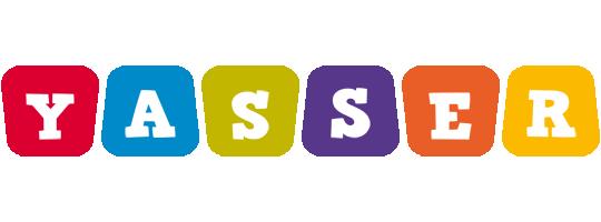 Yasser kiddo logo