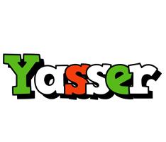Yasser venezia logo