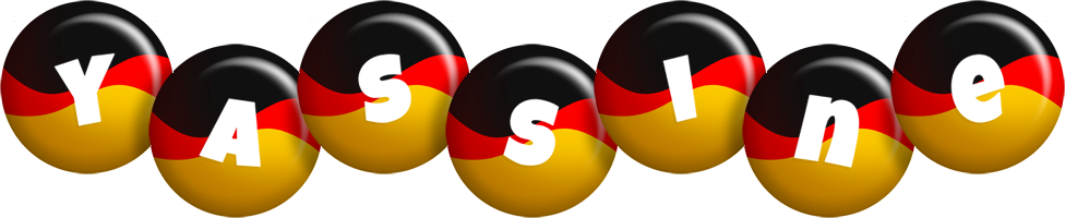 Yassine german logo