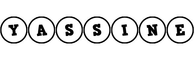 Yassine handy logo
