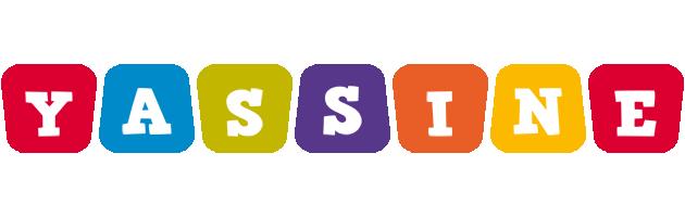 Yassine kiddo logo