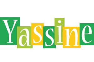Yassine lemonade logo