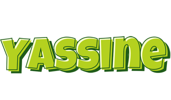 Yassine summer logo