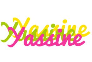 Yassine sweets logo