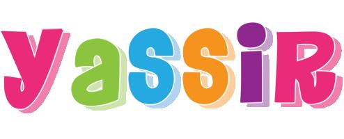 Yassir friday logo