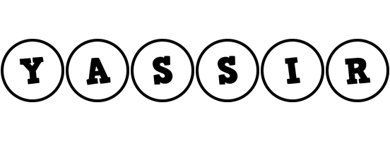 Yassir handy logo