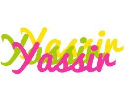 Yassir sweets logo