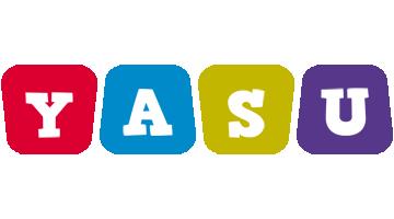 Yasu kiddo logo